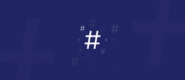Utilisation du Hashtag dans Scell