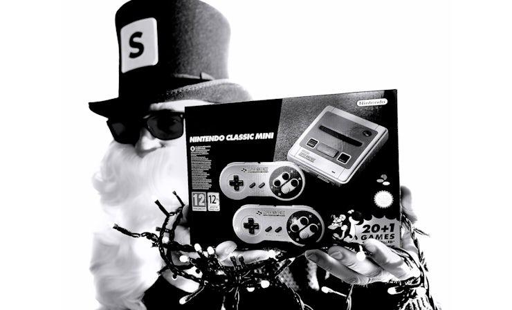 Concours : une Super Nintendo Mini à gagner avec Scell